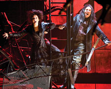 'Les Miserable' at Signature Theatre