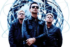 Depeche Mode Photo by Anton Corbijn