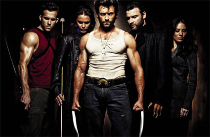 "Cast of ""X-Men Origins: Wolverine"""