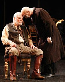 Keach in 'King Lear'