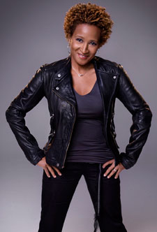 Wanda Sykes Photo by Roger Erickson
