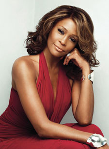 Whitney Houston Photo by Patrick Demarchelier