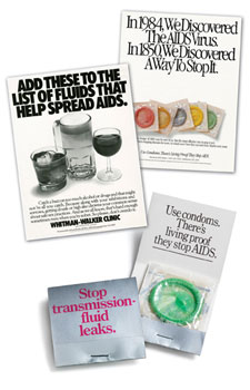 Ads vs. AIDS: 25 Years of Communications for the Cause