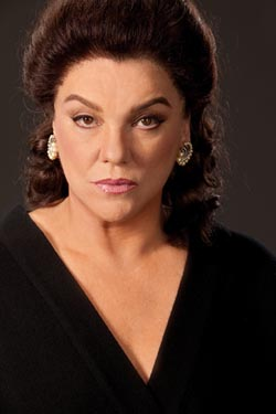 Tyne Daly Photo by Joan Marcus