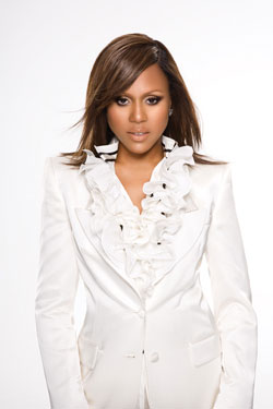 Deborah Cox Photo by Mike Ruiz