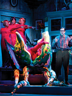 Little Shop of Horrors Photo by T. Charles Erickson