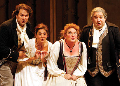 ''Marriage of Figaro'' at Kennedy Center Photo by Karin Cooper for WNO