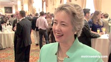 Houston Mayor Annise Parker Photo by Aram Vartian