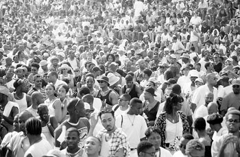 Black Pride at Howard U's Banneker Field (1999)