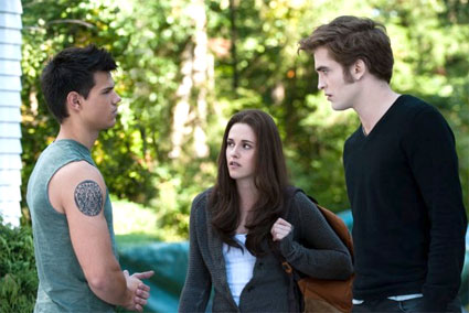 Which team do you play for? Lautner, Stewart and Pattinson