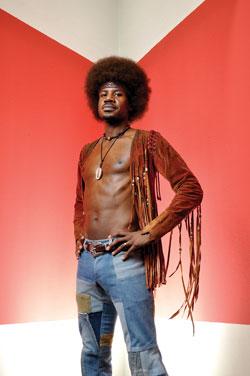 Darius Nichols as Hud