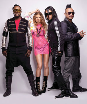 Black Eyed Peas Photo by Meeno