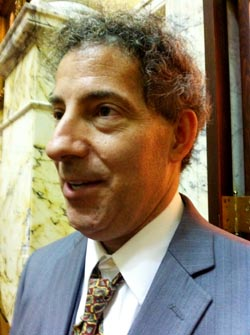 Sen. Raskin Photo by Yusef Najafi