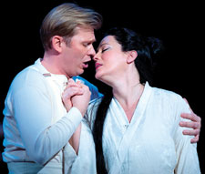 ''Madam Butterfly,'' Dolgov and Naglestad Photo by Scott Suchman for WNO
