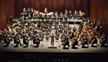 Fairfax Symphony Orchestra Photo by Barry Wheeler