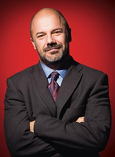 Andrew Sullivan Photo by Todd Franson