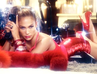 J Lo Photo by Warwick Saint