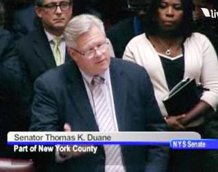 Sen. Thomas K. Duane