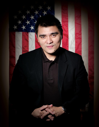 Jose Antonio Vargas Photo by Julian Vankim