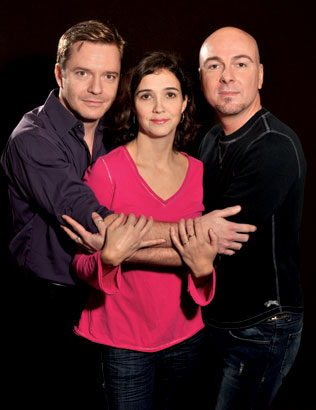 Cast of 'The Normal Heart':
