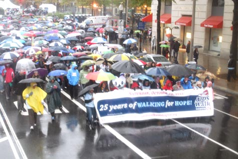 Click to view all 74 photos from Aids Walks 25 Photo by Ward Morrison
