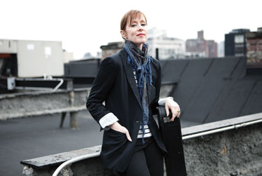 Suzanne Vega Photo by Mary Rozzi