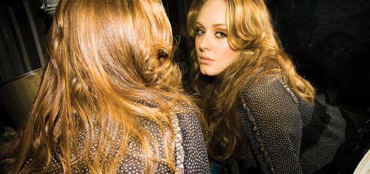 Adele Photo by Andrew Yee