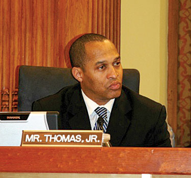 Harry Thomas, Jr.