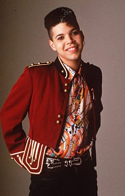 Wilson Cruz from 1994's ''My So-Called Life''
