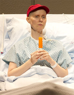 Cynthia Nixon in Wit Cynthia Nixon in Wit