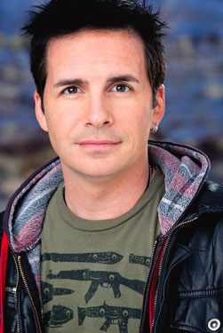 Hal Sparks  Photo by Michael Higgins