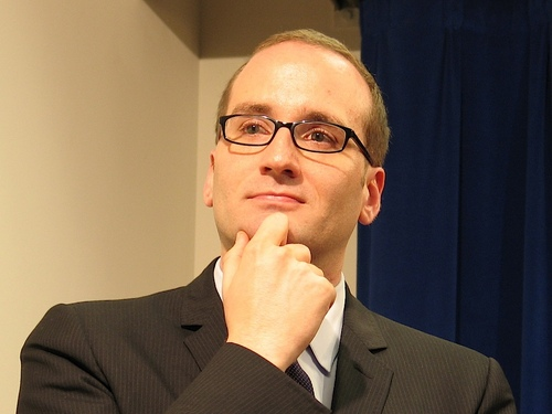 Chad Griffin (Photo: Rex Wockner).