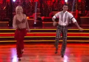 Navratilova on DWTS