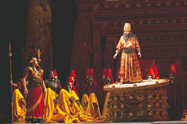 Nabucco Photo by Scott Suchman