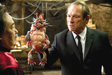 Men in Black III: Tommy Lee Jones Photo by