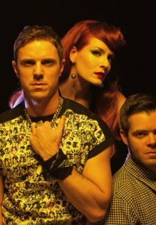 Scissor Sisters Photo by