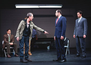 ''The Normal Heart'' at Arena Stage Photo by Scott Suchman