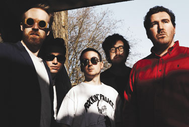 Hot Chip Photo by