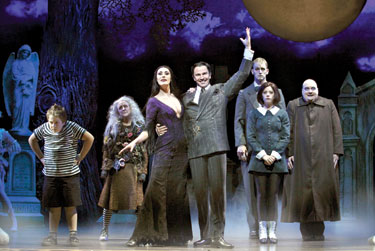 Addams Family Photo by Jeremy Daniel