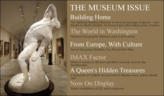 The Museum Issue Photo by