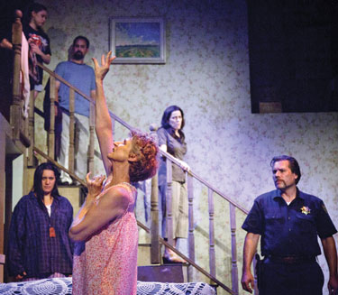 August Osage County Photo by C. Stanley