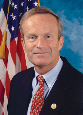 Rep. Todd Akin Photo by US House of Representatives
