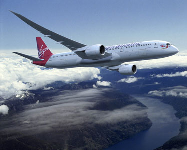 Virgin Atlantic Photo by