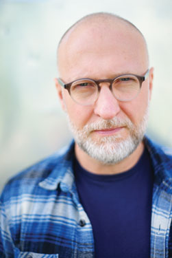 Bob Mould Photo by Peter Ellen