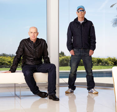 Pet Shop Boys Photo by