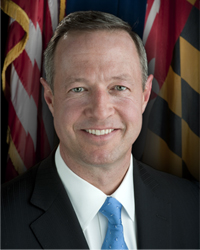 Martin O'Malley Photo by