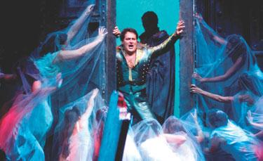 Don Giovanni Photo by Scott Suchman