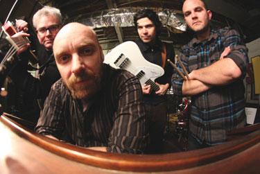 Deathfix: Brendan Canty, Rich Morel, Mark Cisneros, Devin Ocampo Photo by