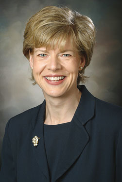 Tammy Baldwin Photo by