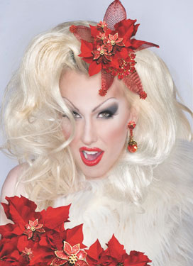 Chi Chi Larue Photo by courtesy C1R